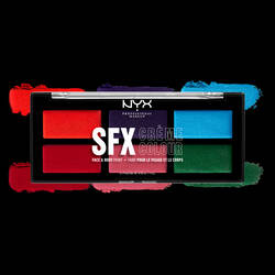SFX FACE AND BODY PAINT PALETTE