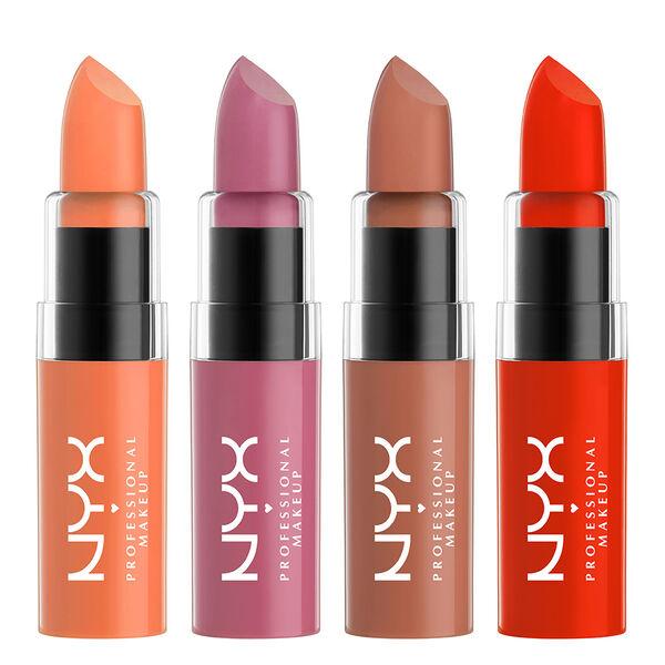 Butter Lipstick Nyx Professional Makeup