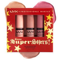 Gimme Super Stars! Butter Gloss Lip Trio