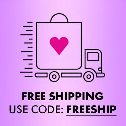 Free Shipping! Use Code: FREESHIP