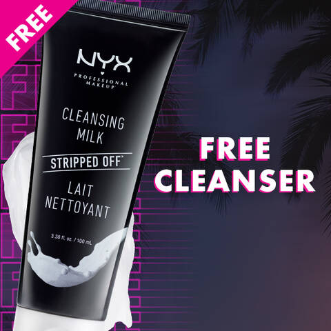 FREE CLEANSER WITH $30 PURCHASE