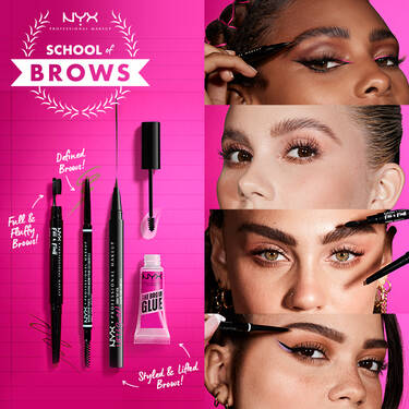 GET SCHOOLED ON BROWS!