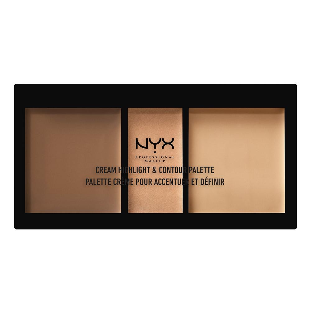 nyx cream contour