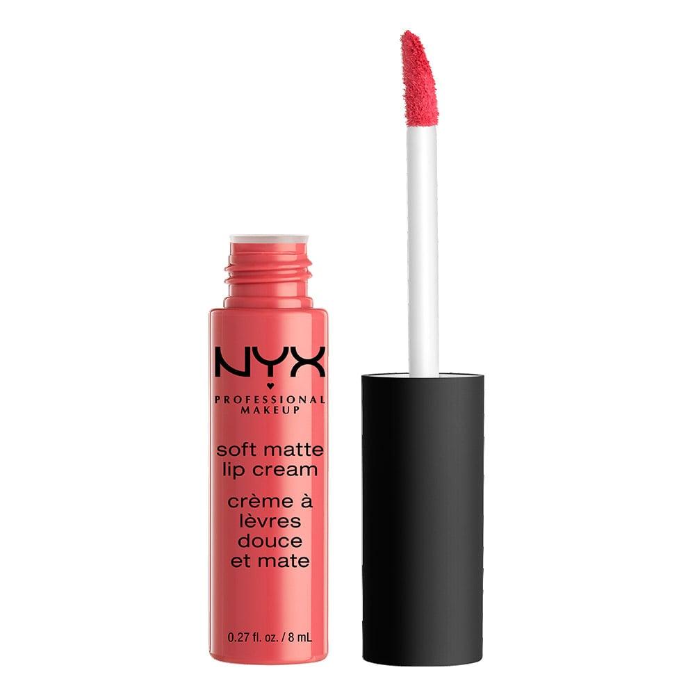 nyx soft matte lip cream prisjakt