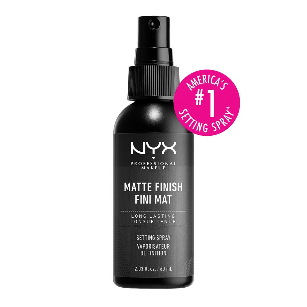 Makeup Setting Spray Matte Nyx