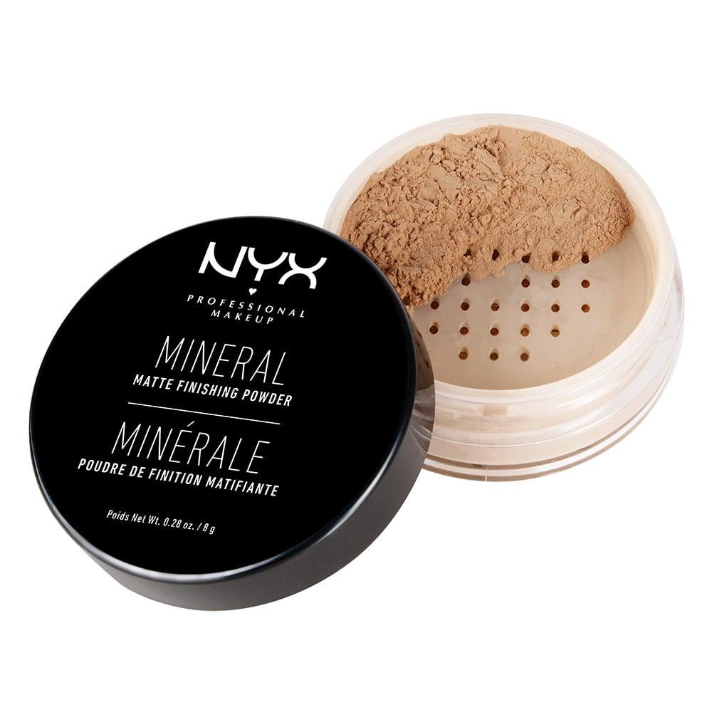 Mineral Finishing Powder Nyx