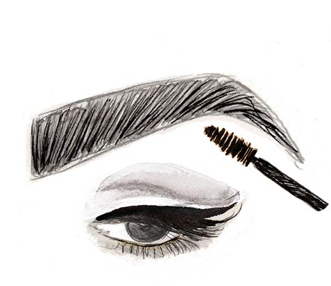 Brow How To Nyx Professional Makeup