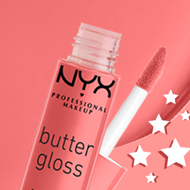 FREE BUTTER GLOSS MINI WITH ANY PURCHASE