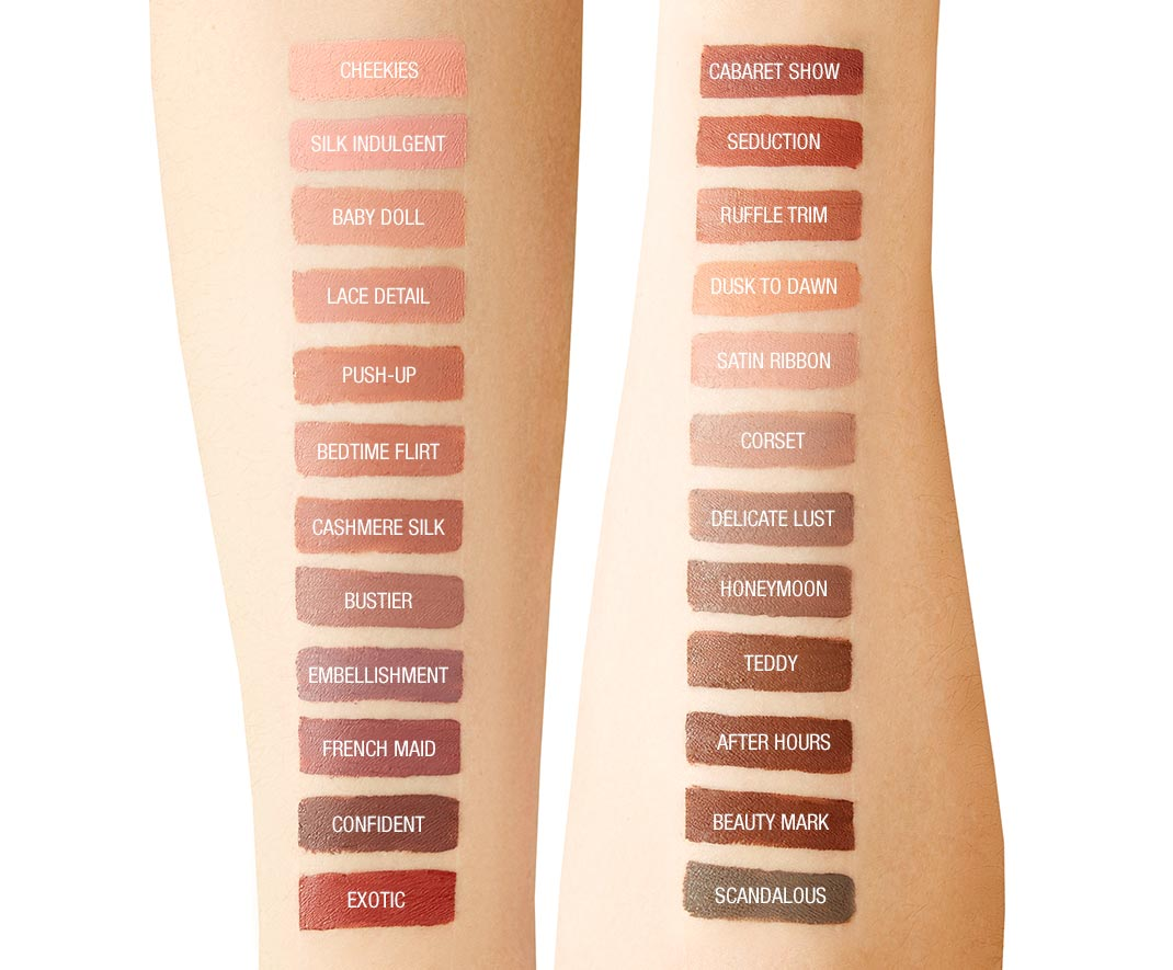 Lip Lingerie Landing Page Nyx Professional Makeup
