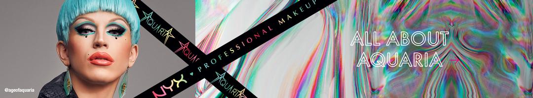 Aquaria x NYX Palette